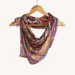 free shipping-fast selling scarf- trendy scarf- formal scarf-vintage inspired scarf-gift for her-christmas gift scarf