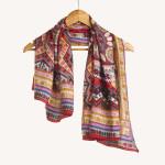 indian fashion scarf-designer scarf-branded scarf- high end scarf-luxury fashion scarf