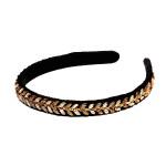 bestseller-hot-sexy-party-headband-headgear-band-thinband-black-velvet-embroidered-indianmotif-leafmotif-goldenembellishment