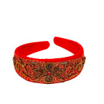 hairband-beautiful-pretty-feminine-indian-floral-motif-red-suede-hairaccessories-la-california