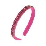 hot-popular-bestseller-pink-velvet-headgear-hairband-thinband-girly-feminine-fallwinter2013-freeshipping