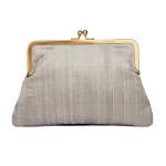 trendy-popular-purse-clutch-bag-evening-weddin-party-grey-100silk-rawsilk-slubsilk-emebllished-goldwork-designer-trendy-fashion-new-freeshipping-california-vintage-sling-new