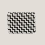 beautiful-printedclutch-boxstyle-chevronstripes