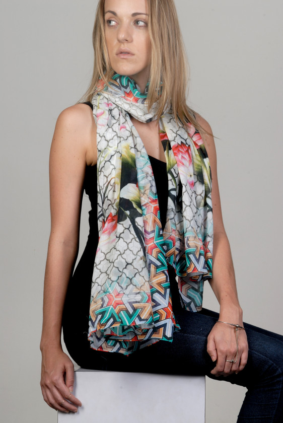 floralscarf-pretty-beachwear-trendy