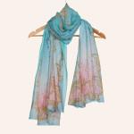 gorgeous-blue-scarf-beachwear-summer