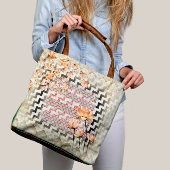 gorgeous-tote-shoppingbag-leatherhandle-popular