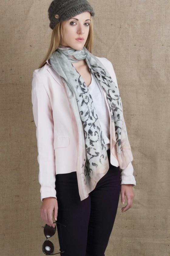 silk-scarf,-peach-color-scarf--coral-scarf--grey-scarf-floral-printed-scarf--ikat-scarf--geometric-printed-scarf--johny-was-scar--fall-fashion-scarf