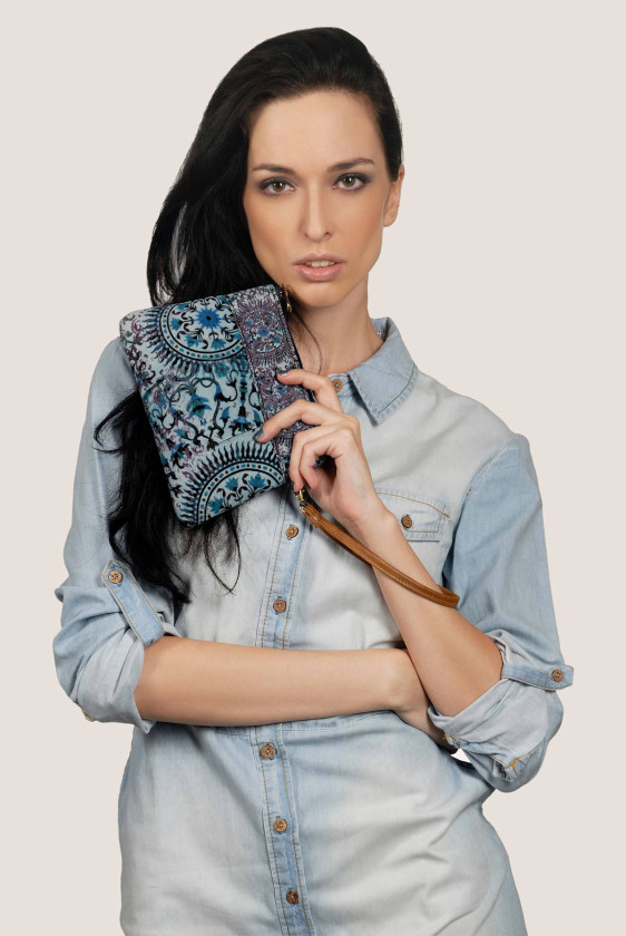 indian print bluepottery bestseller bohimianclutch vintage print tuquoise fabric clutch-Holidayshopping-holidaygifts-giftforher-giftforteacher-holiday2016-handmade-Holidayshopping-holidaygifts-giftforher-giftforteacher-holiday2016-handmade