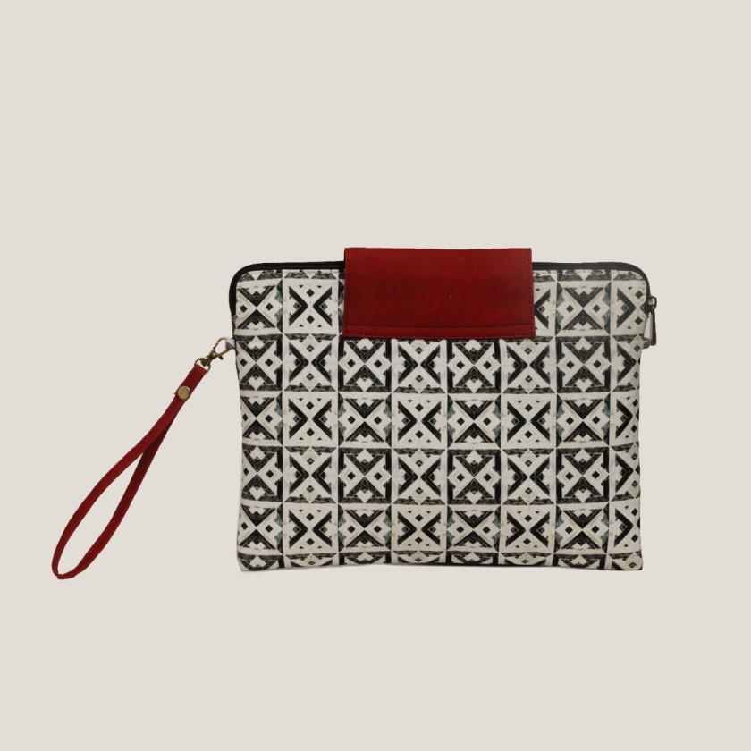 tileprint indianprint cotton vegan leather ipad giftforher blackfriday