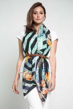 cottonscarf-designerscarf-luxuryfashion-womensfashion-differentwaystowearscarf-maati