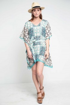 kaftan-summerdress-cottondress-bluedress-swimcoverup-resortwear-beachdress-maati