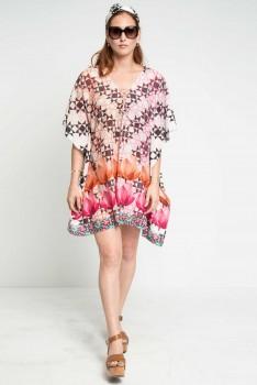 kaftan-summerdress-shortdress-lace-updress-pinkdress-resortwear-cruisewear-bohofashion-maati-giftformom-giftforteacher-holiday2016-handmade-madeinusa-designergifts